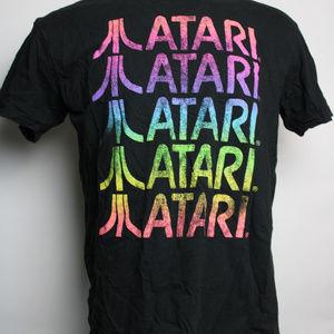 Atari Large Short Sleeve Tee Shirt by Ripple Junc.